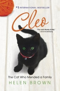 Cleo, The Cat Who Mended a Family by Helen Brown