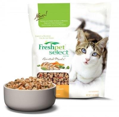 Fresh Pet Select cat food