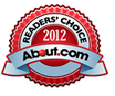 About.com Readers Choice awards