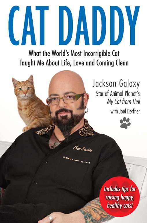 Book review cat daddy by jackson galaxy for Jackson galaxy shop