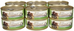 Giveaway Enter To Win Instinct Limited Ingredient Canned