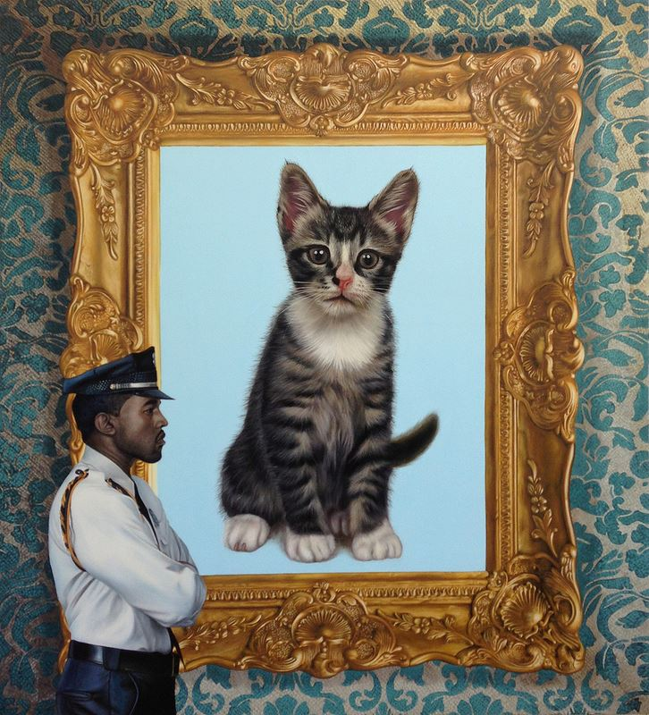 cat-art-show - Chairman Meow - Lifestyle, Culture and Arts