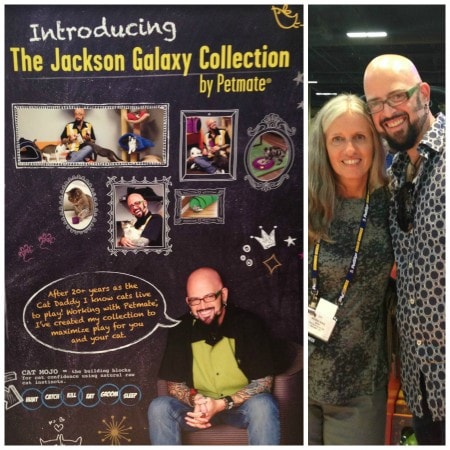 The jackson galaxy collection by petmate lets cats play for Jackson galaxy amazon