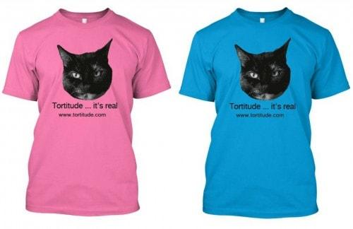 tortitude-t-shirt