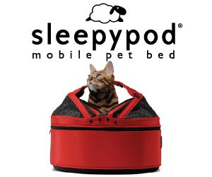 Sleepypod ad