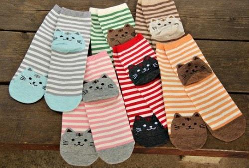 cat-socks