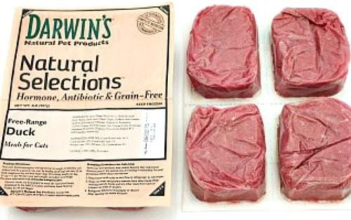 Darwins Natural Selections Cat Food