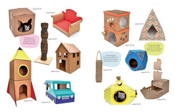 Review Cat Castles 20 Cardboard Habitats You Can Build