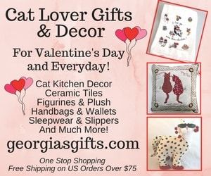 Cat Lover Gifts, Val Day, 2
