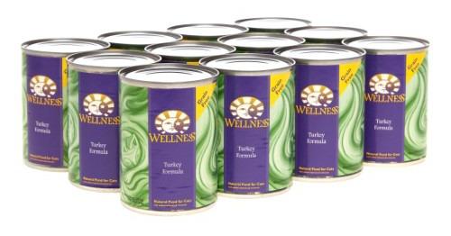 Wellness Brand Cat Food Recall