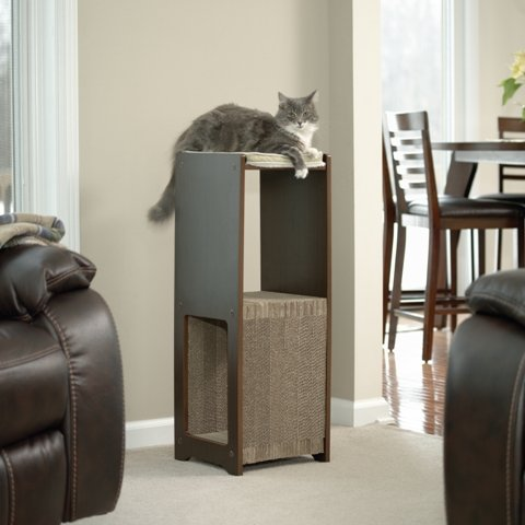 Sauder Cat Furniture Combines Function With Beautiful